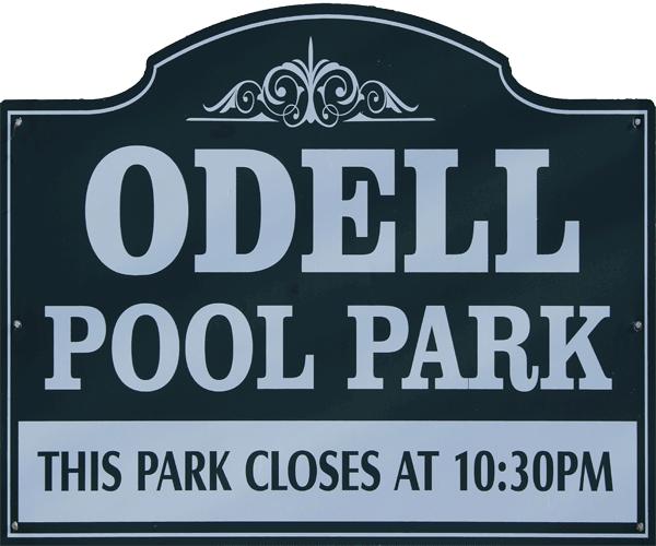 Odell Pool Park